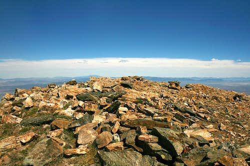 Greys Peak summit