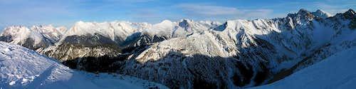 Karwendel Panorama