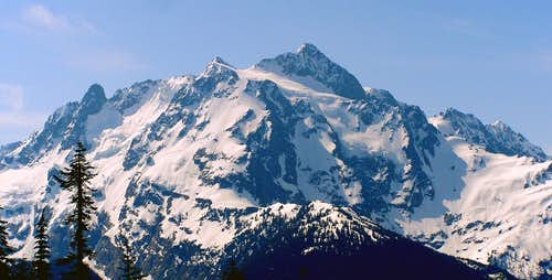 Shuksan North Face