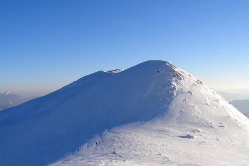 Tarnica mountain/Polish Bieszczady