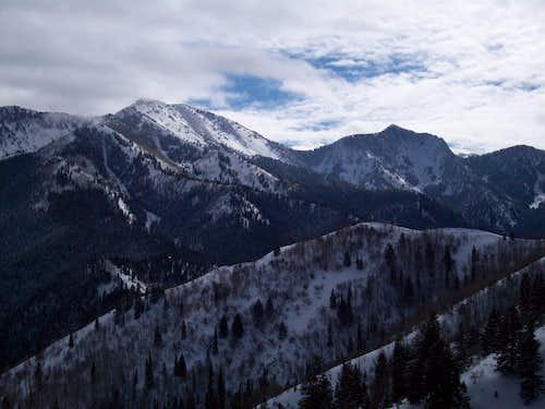 Gobbler's Knob & Mt. Raymond