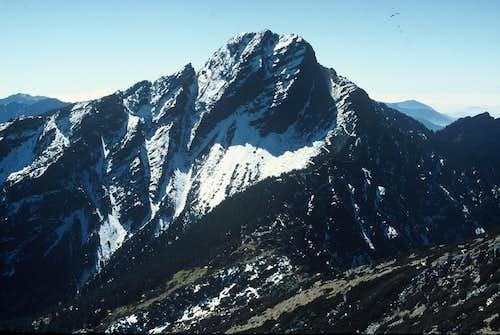 Yuan Shan Main Peak (3952m)