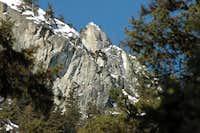 Ridge up Stryen Valley