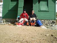 Mt. Baldy - Ski Hut