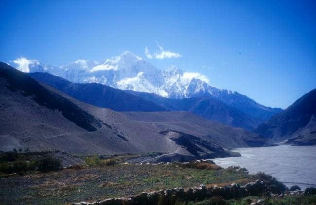 The Nilgiri Range seen from...