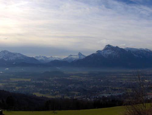 Watzmann 2.713m
