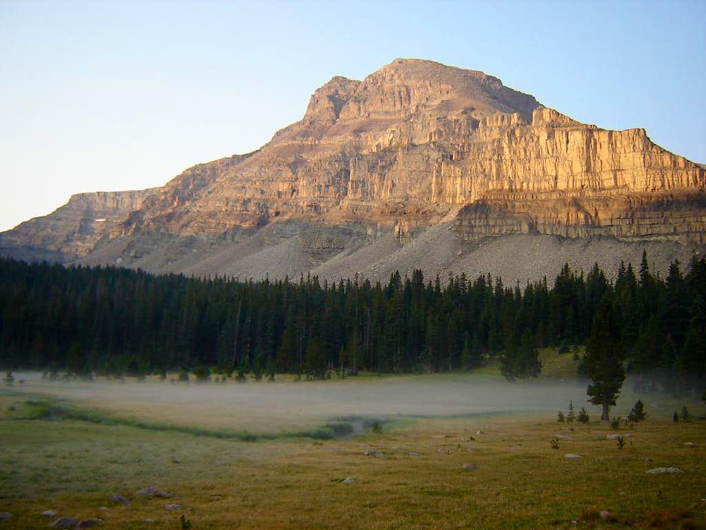 Amethyst Meadow/Ostler Peak