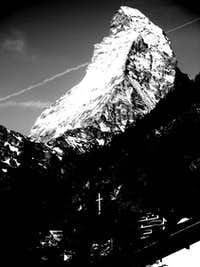 The Cross and the Matterhorn