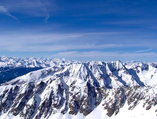 Kasereck, 2.740m