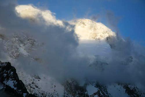 Broad Peak, Karakoram, Pakistan
