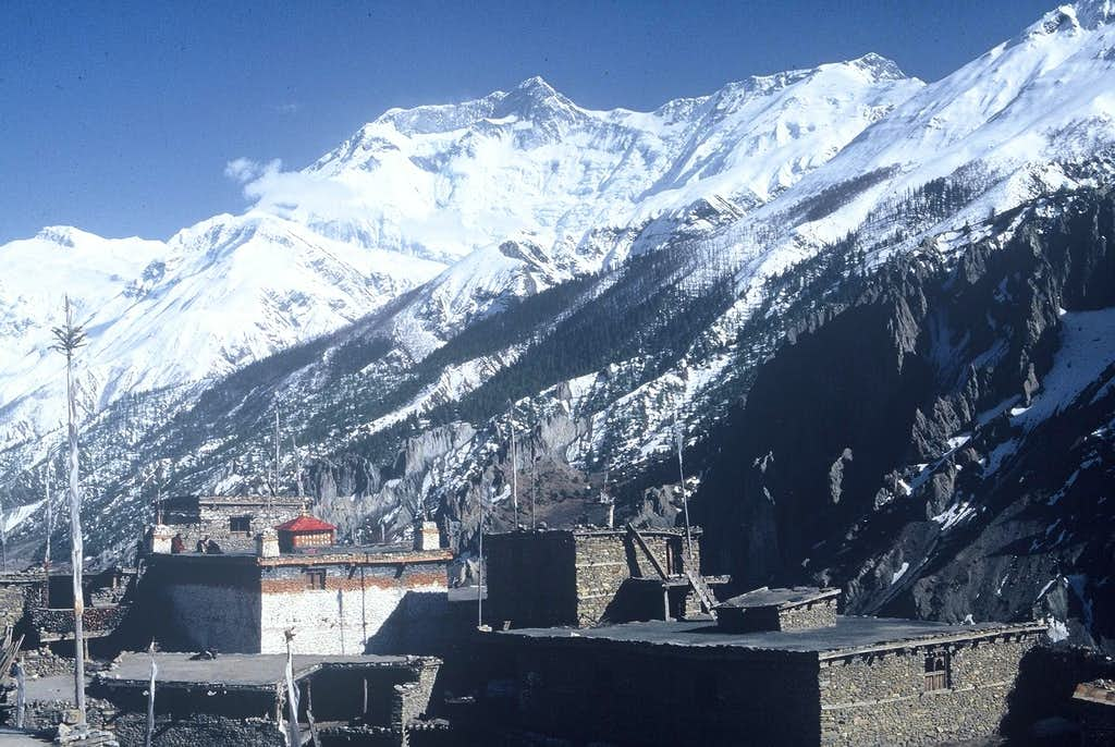 Annapurna 2 (7937m)