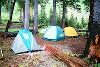 Hail in Camp