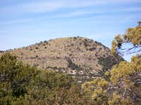 Sugarloaf Mountain, Chiricahua National Monument