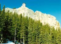 Harney Peak from the...