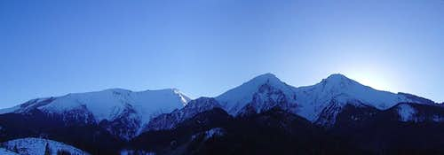 Belanske Tatra