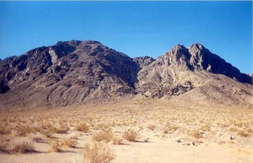 "Ubehebe Peak & ""Little..."
