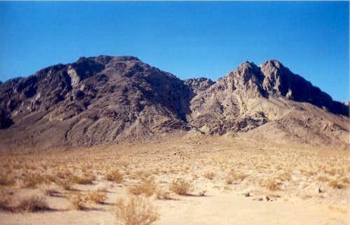 Ubehebe Peak