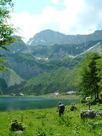 Trnovacko Jezero/ lake, just...
