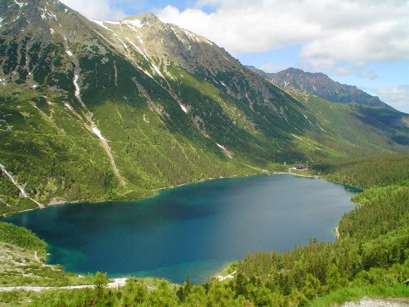 Morskie Oko - pearl of Polish Tatras