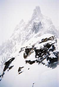 Tatoosh in Winter