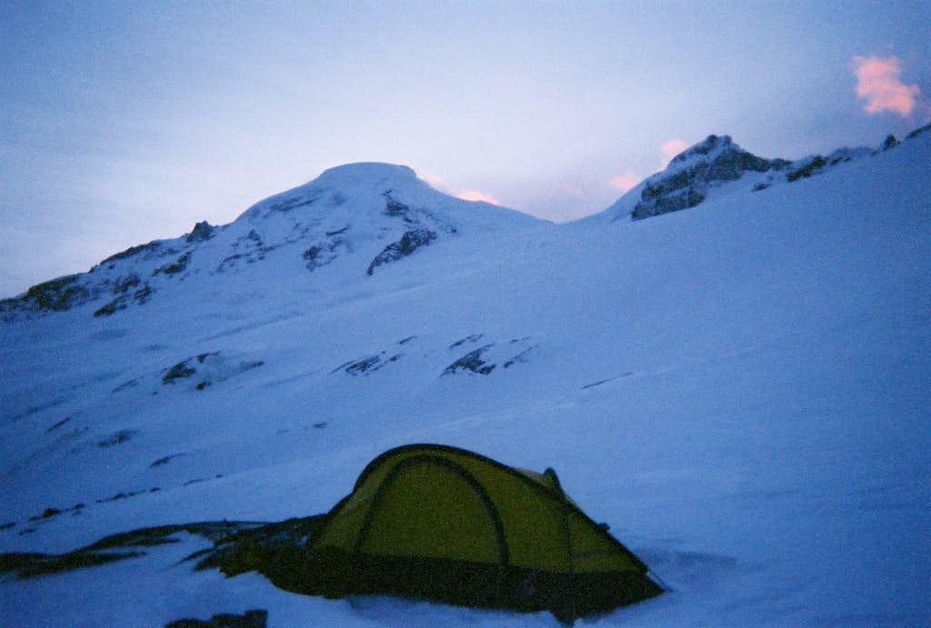 Winter on Heliotrope Ridge
