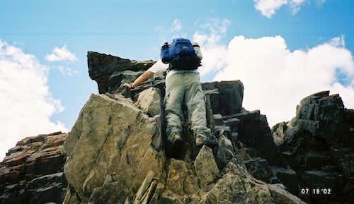 Climbing on COR