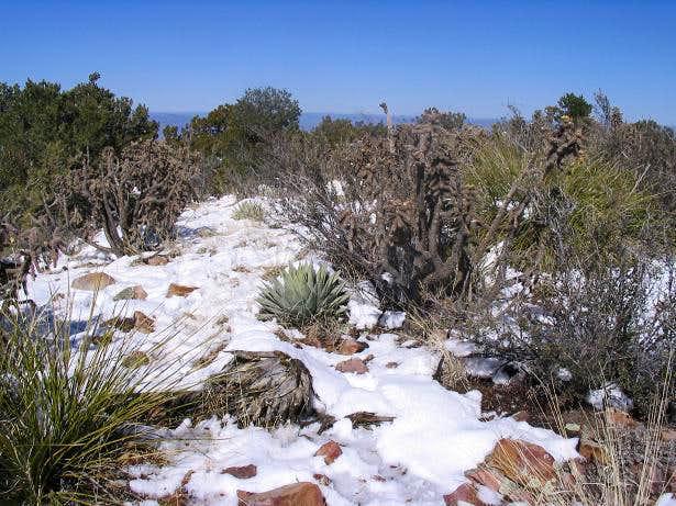 Apache Peaks, Arizona