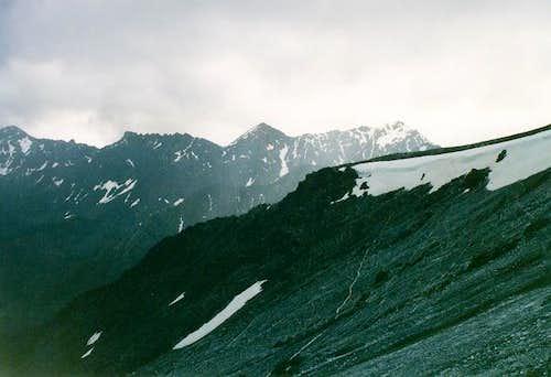 Abernathy Peak is at...