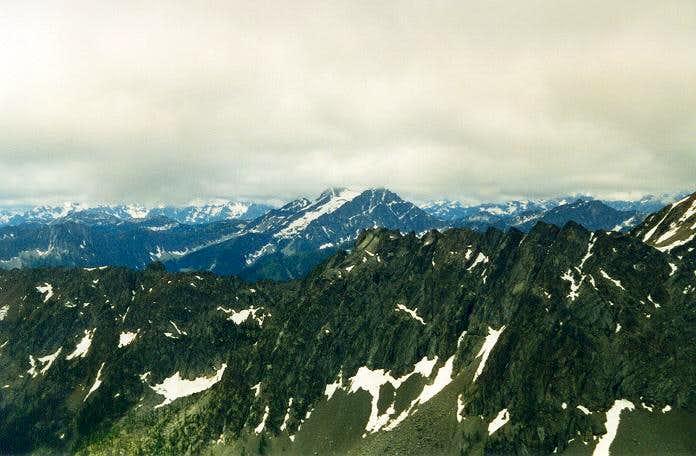 How high is Reynolds Peak?...