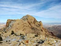 Bridge Mountain, Red Rock, Nevada