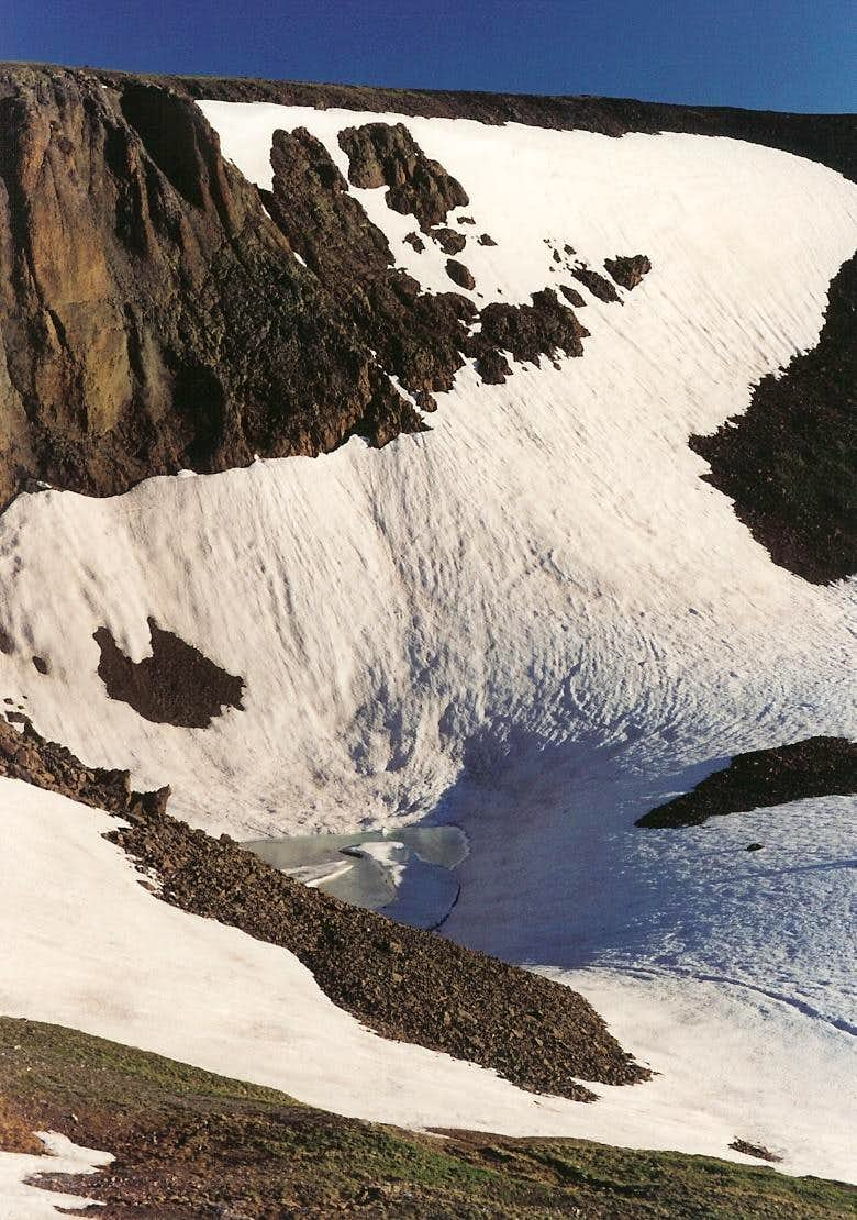 Lava Cliffs, Dawn