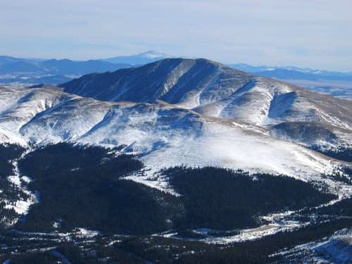 Mount Silverheels with Pikes...