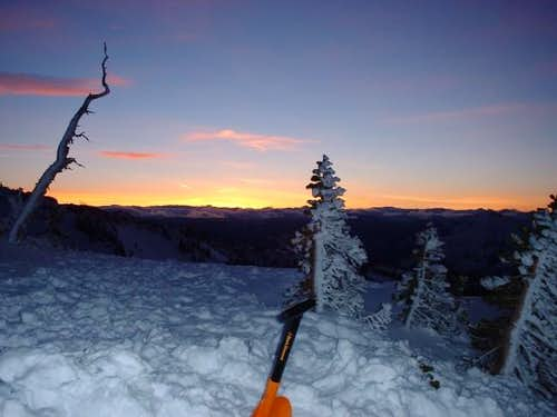 December 23rd, 2003  Sunset...