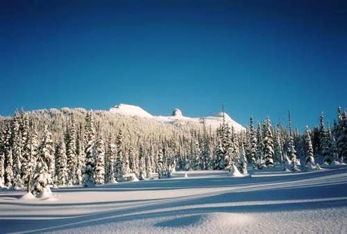 Black Tusk from just North of...