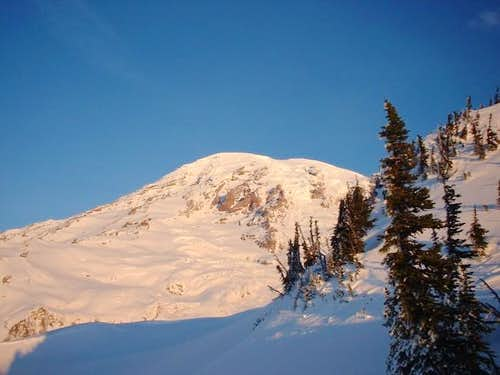 December 23rd, 2003  Rainier...