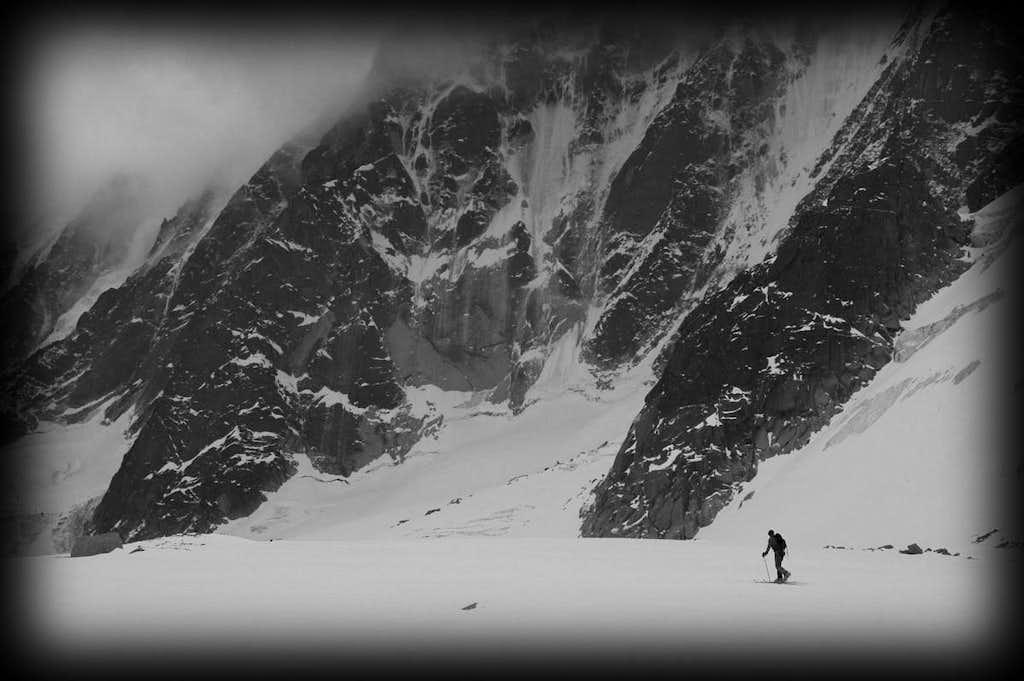 Droites North Face