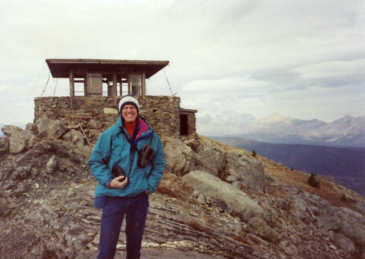 Heaven\'s Peak Lookout(GNP)