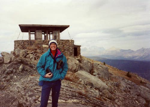 Heaven's Peak Lookout(GNP)