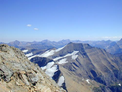 Blackfoot Mountain (GNP)