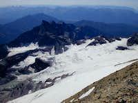 Harrison Glacier