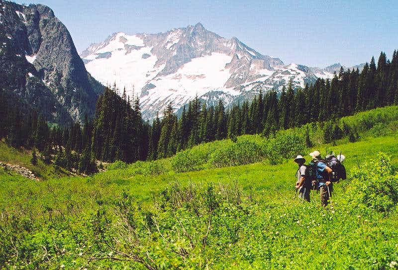 Logan fr Fisher Creek Trail