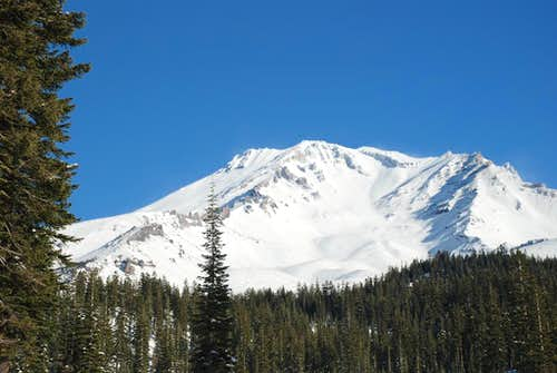 Solo Climb of Shasta