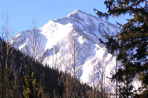 Kelso Ridge and North Ridge