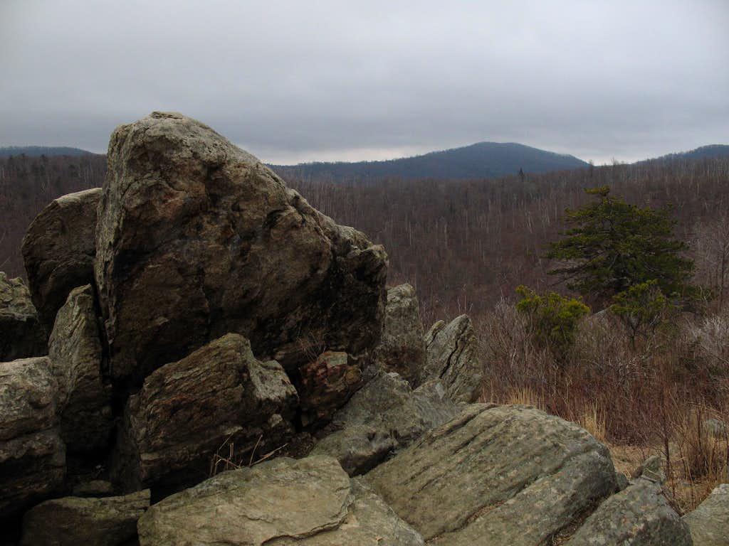 Hazel Mountain Overlook