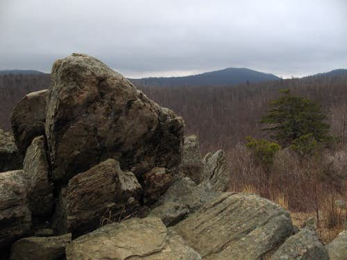 Hazel Mountain Overlook