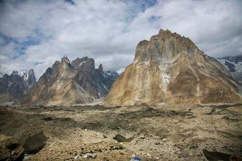 Trango & Paiyu Group Peaks, Karakoram, Pakistan