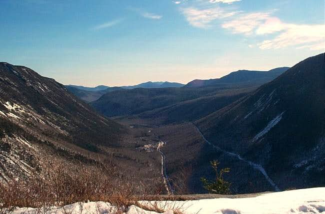 Crawford Notch from the...