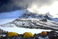 Camp II on Aconcagua