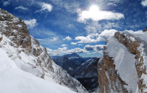 Dolomites - Sorapis