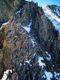 Northeast Ridge of Mount Williamson